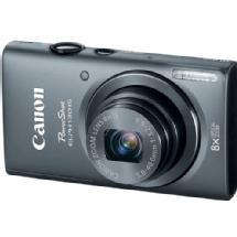 Canon PowerShot ELPH 130 IS Digital Camera (Grey)