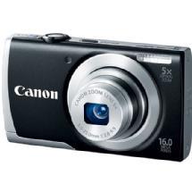 Canon PowerShot A2600 Digital Camera (Black)