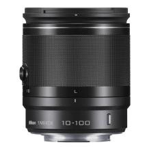 Nikon 1 Nikkor 10-100mm f/4.0-5.6 VR Lens (Black)