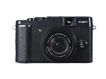 Fujifilm X20 Digital Camera (Black)