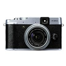 Fujifilm X20 Digital Camera (Silver)