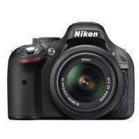 Nikon | D5200 Digital SLR Camera with 18-55mm Lens (Black) | 1503