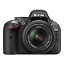 Nikon | D5200 Digital SLR Camera with 18-55mm Lens (Black) | 1503