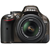 Nikon D5200 Digital SLR Camera with 18-55mm Lens (Bronze)