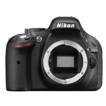 Nikon D5200 Digital SLR Camera Body (Black)