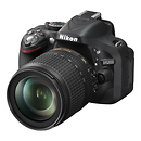 Nikon | D5200 Digital SLR Camera with 18-105mm Lens (Black) | 13216