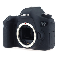 EOS 6D Digital SLR Camera Body - Pre-Owned Image 0