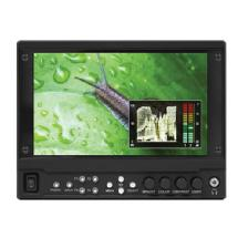 Marshall Electronics 7 In. On-Camera Monitor with HDMI and Modular SDI Upgrade Option