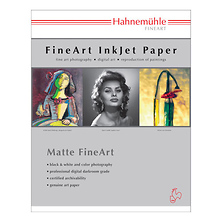 William Turner Matt Fine Art Paper - 190 gsm (8.5 x 11 In. - 25 Sheets) Image 0