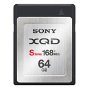 Sony | 64GB XQD Memory Card S Series | QDS64T