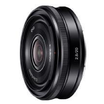 Sony 20mm f/2.8 AF E Mount Lens
