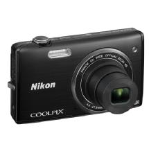 Nikon COOLPIX S5200 Digital Camera (Black)