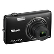 COOLPIX S5200 Digital Camera (Black)
