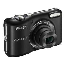 Nikon Coolpix L28 Digital Camera (Black)