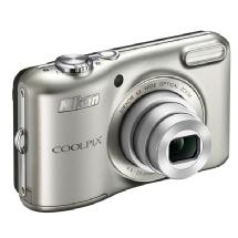 Nikon Coolpix L28 Digital Camera (Silver)