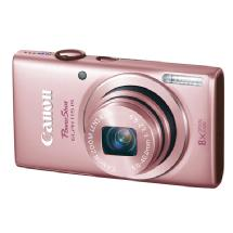 Canon PowerShot ELPH 115 IS Digital Camera (Pink)