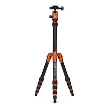 BackPacker Travel Tripod Kit (Orange) Image 0