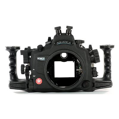 AD800 Underwater Housing for Nikon D800 with Nikonos and Optical Strobe Connectors Image 0
