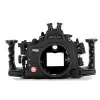 Aquatica | AD800 Underwater Housing for Nikon D800 with Nikonos and Optical Strobe Conne | 20070HYB