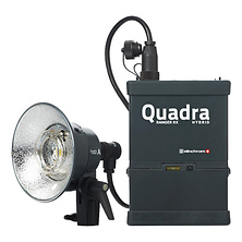 Ranger Quadra Hybrid Standard Set with Lithium-Ion Battery Image 0