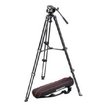 Manfrotto MVH500A Head with MVT502AM Legs and Bag