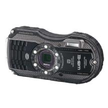Pentax WG-3 Digital Camera (Black)