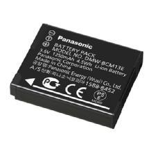 Panasonic DMW-BCM13 Lithium-Ion Battery Pack (3.6V, 1250mAh)