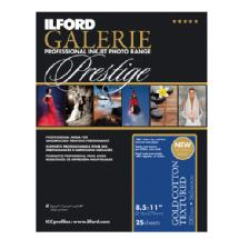 Ilford GALERIE Prestige 8.5 x 11 in. Gold Cotton Photo Paper (25 Sheets)