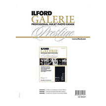 Ilford GALERIE Prestige 8.5 x 11 in. Gold Mono Sample Photo Paper (10 Sheets)