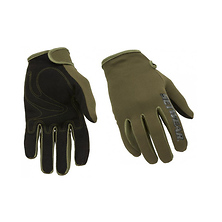 Stealth Touch Screen Friendly Design Glove (Green, Medium) Image 0
