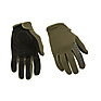 Stealth Touch Screen Friendly Design Glove (Green, Medium)