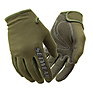 Stealth Touch Screen Friendly Design Glove (Green, Large)