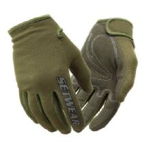 Setwear Stealth Touch Screen Friendly Design Glove (Green, Large)