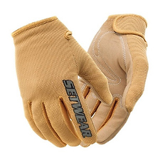 Stealth Touch Screen Friendly Design Glove (Tan, Medium) Image 0