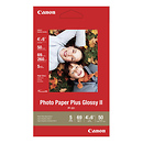 Canon | Photo Paper Plus Glossy II (4 x 6 in) - 50 Sheets | 2311B022