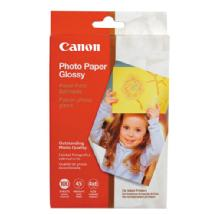 Canon Glossy Photo Paper for Inkjet - 4x6 in (A6) - 100 Sheets