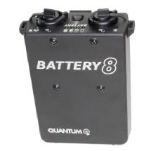 Quantum Instruments Rechargeable Battery 8 AC Power Pack for OM4