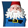 Roaming Gnome Travelocity Luggage Tag Thumbnail 1