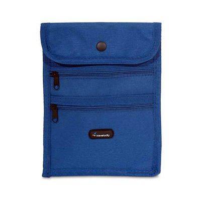 TVNW2-NV Travel Passport Holder - Blue Image 0