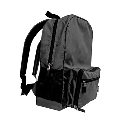 Foldable Travel Backpack (Black) Image 0