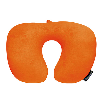 Microbead Neck Pillow (Orange) Image 0