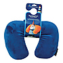 Microbead Neck Pillow (Navy Blue)