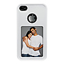 Photo iPhone Cover For iPhone 4/4S (White)