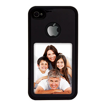 Neil Enterprises Inc. Photo iPhone Cover For iPhone 4/4S (Black)