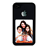 Photo iPhone Cover For iPhone 4/4S (Black)