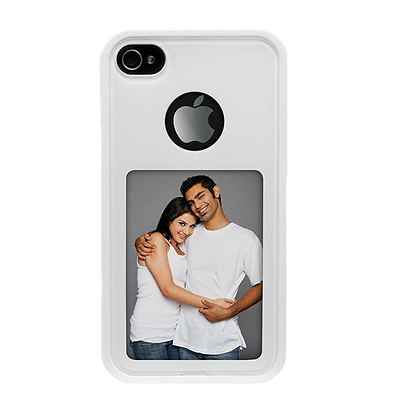 Photo iPhone Cover For iPhone 5 (White) Image 0