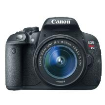 Canon EOS Rebel T5i Digital SLR Camera with EF-S 18-55mm f/3.5-5.6 IS STM Lens