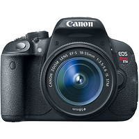 Canon Cameras EOS Rebel T5i Digital SLR Camera with 18-55mm f/3.5-5.6 Lens