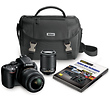 D5100 Digital SLR Camera Kit with 18-55mm and 55-200mm Lenses