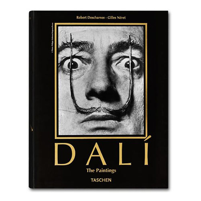 Salvador Dali, The Paintings - Hardcover Image 0